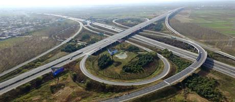 郑尧高速中段枢纽工程