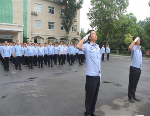 升旗仪式(二)